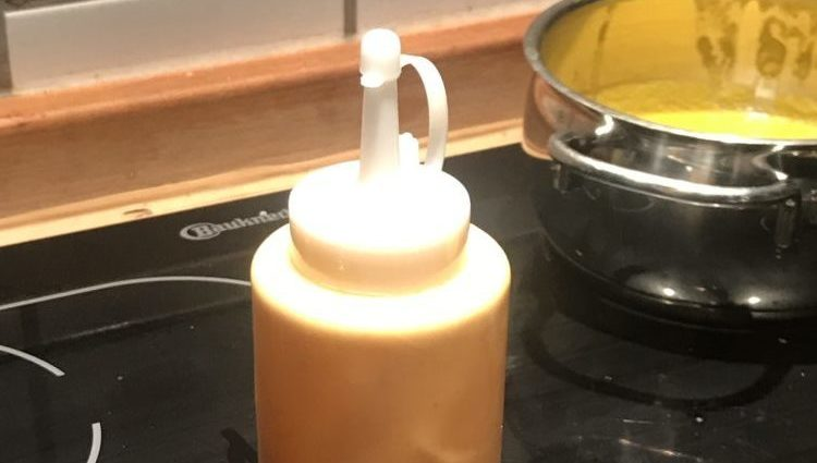 Sushi-Grundkurs Teil 2: Chilli-Mayonnaise