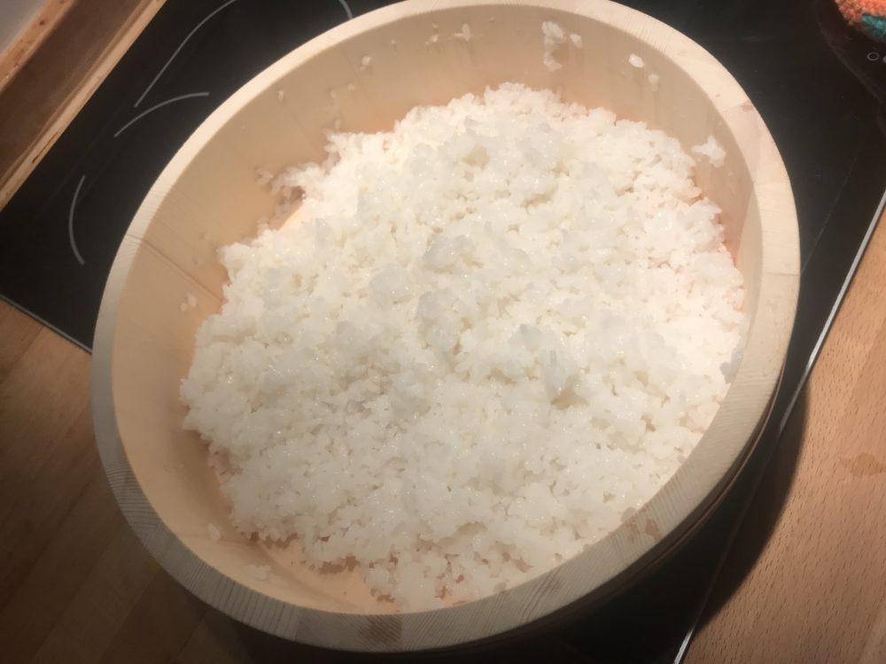 Sushi-Grundkurs Teil 3: Der Reis